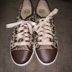 Michael Kors Sneakers. NEW NEVER WORN
